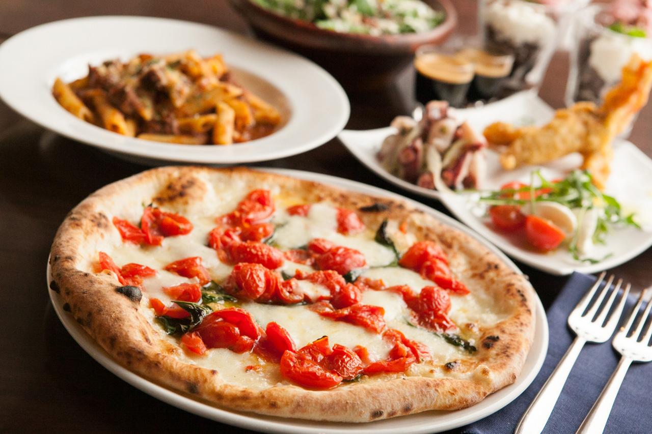 ピザの食べ方、実は日本と欧米でここまで違う! 1