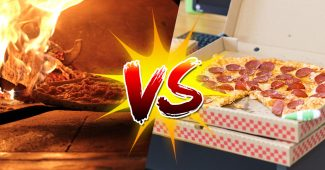 薪窯ナポリピザ フォンターナの他のピザとの比較まとめ 5