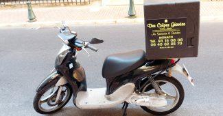 デリバリーバイク