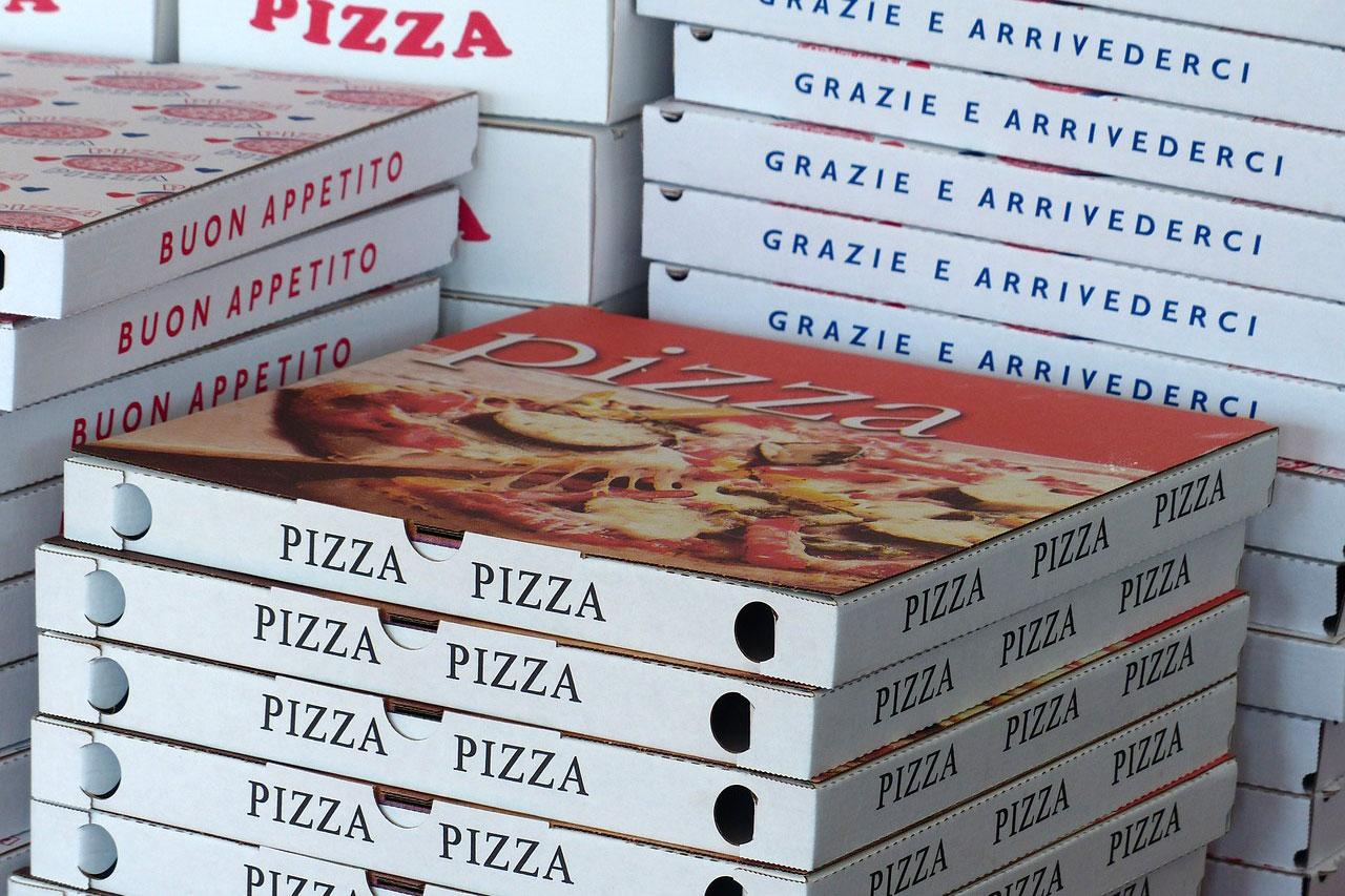 『家からピザ屋が遠い!近くの店舗がない場合は宅配がおすすめ』 1