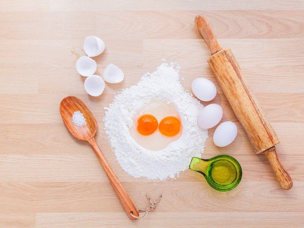『ピザの生地に使われる原料となる粉について詳しく解説します』 3