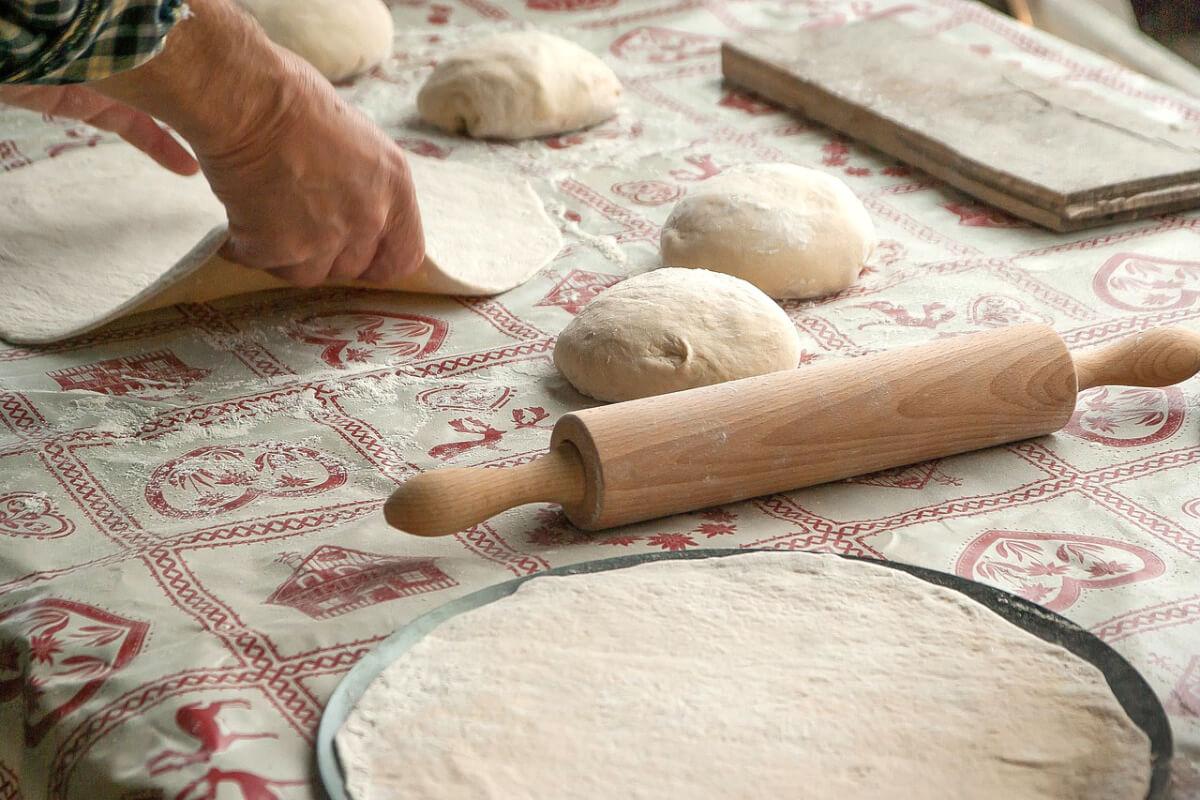 『ピザの生地に使われる原料となる粉について詳しく解説します』 1
