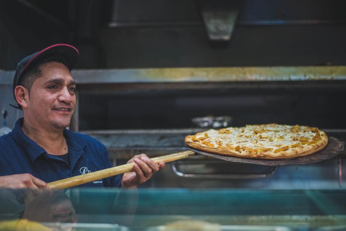 チェーン 店 ランキング ピザ