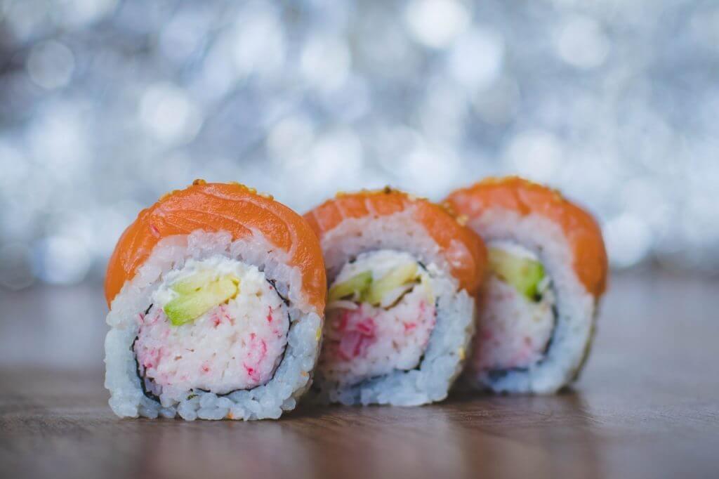 お寿司の冷凍も可能です。