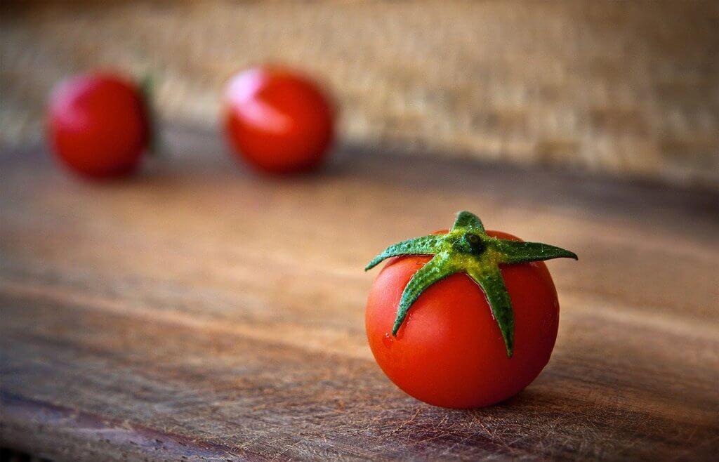 【冷凍ピザを科学しよう】トマトはどうして真っ赤になるの? 2