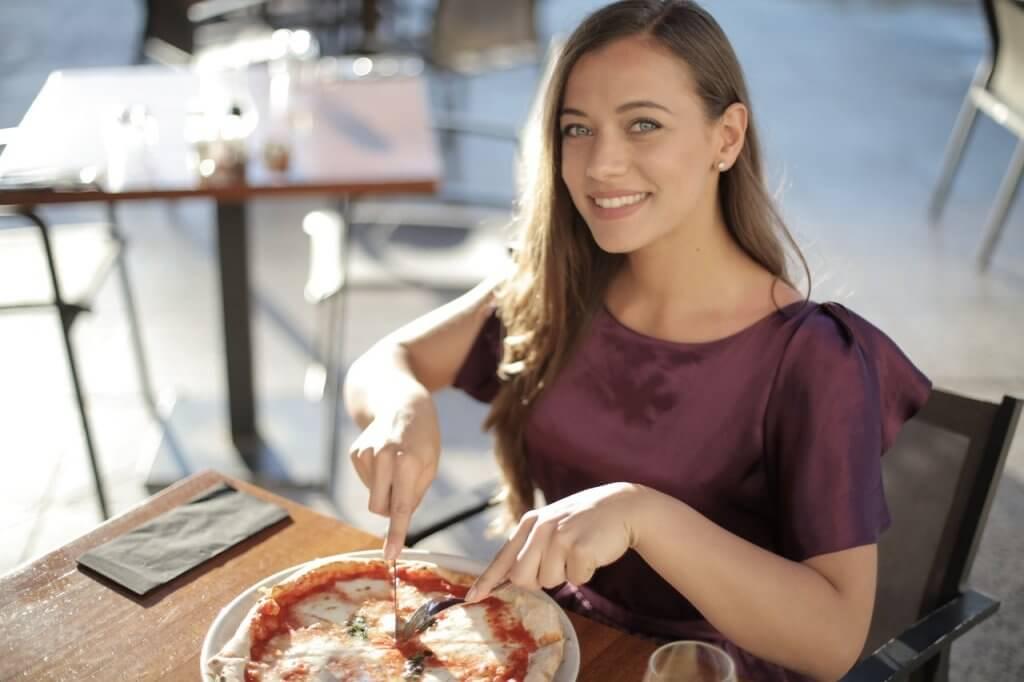 【予想外!】中年太りも怖くない、マルゲリータピザのカロリーは? 4