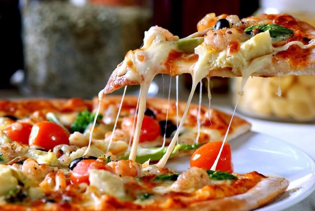 マリナーラピザのカロリーぶっちゃけ、どのくらい?太るって本当? 2