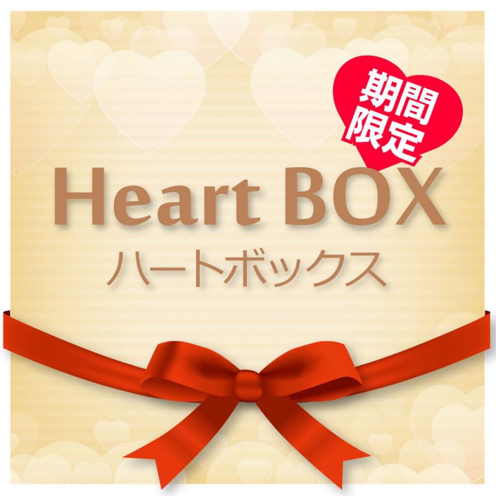 【ハートBOX】「大好き」「ありがとう」会えないあの人に贈るピザセット 3