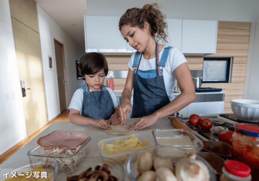 あなたのおうちピザを全国に届けよう!#家系ピザ レシピコンテスト 2